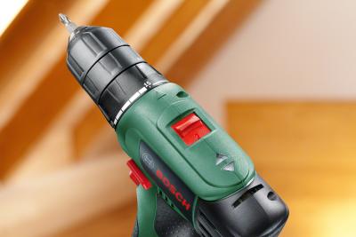 Акумулаторен двускоростен пробивен винтоверт Bosch EasyDrill 1200