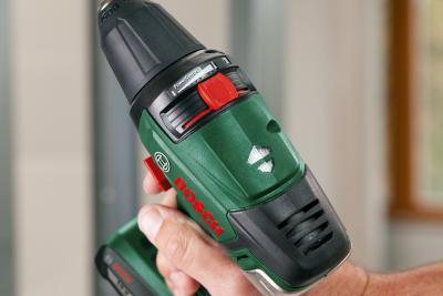 Акумулаторен двускоростен пробивен литиево-йонен винтоверт Bosch PSR Expert* LI-2 Ergonomic