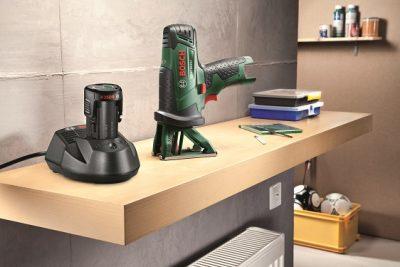 Акумулаторен мултитрион Bosch PST 10,8 LI