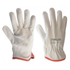 Ръкавици от лицева телешка кожа B-WOLF / MANA