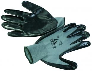 Работни ръкавици топени в нитрил BELLOTA 72174-10