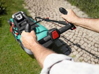 Акумулаторна косачка за трева Bosch Rotak 430 LI