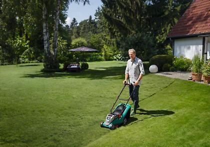 Акумулаторна косачка за трева Bosch Rotak 370 LI
