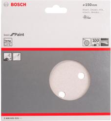 Шкурка C470 за ексцентършлайф, Best for Wood and Paint, Ø 150 mm, 6 отвора. Р 100