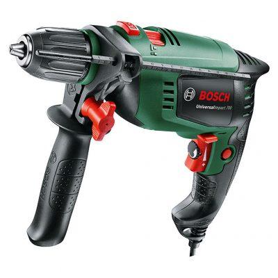 Ударна бормашина Bosch Universalimpact 730 + Детектор Bosch PMD 7