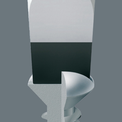 Отвертка Classic изолирана 0.4 х 2.5 х 80 мм