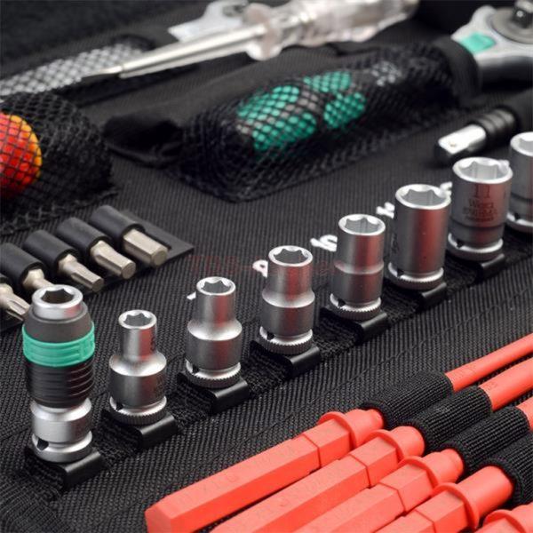 Wera Kraftform Kompakt W 1- поддръжка, Отвертка и накрайници комплект 35 бр.