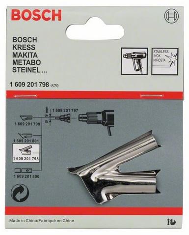 Заваръчен накрайник Bosch за пистолет за горещ въздух
