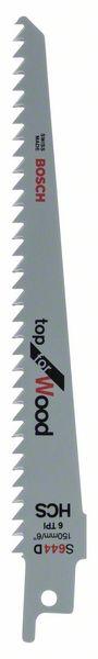 Нож за саблен трион S 644 D, Top for Wood