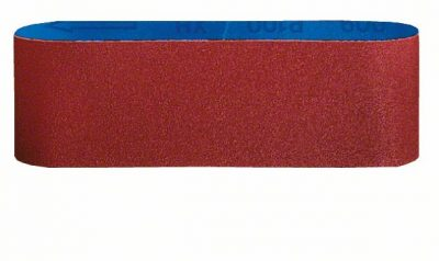 Комплект лентова шкурка за шлайфане X440, 3 части, 60х400, К60