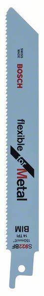 Нож за саблен трион S 922 BF (100 бр,)