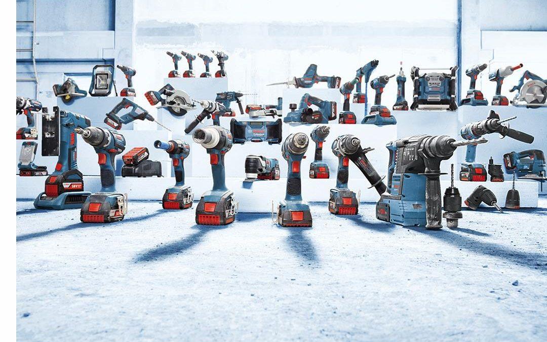 Bosch Рециклираща кампания